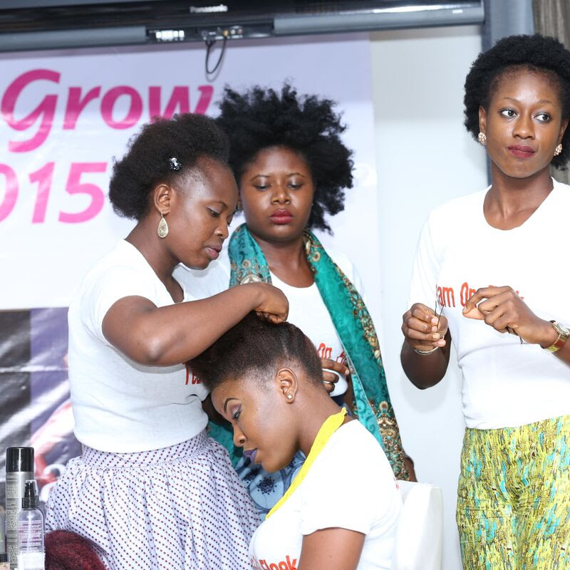 Naija Hair Can Grow Salon Day Out 2015 - BellaNaija  - June2015005