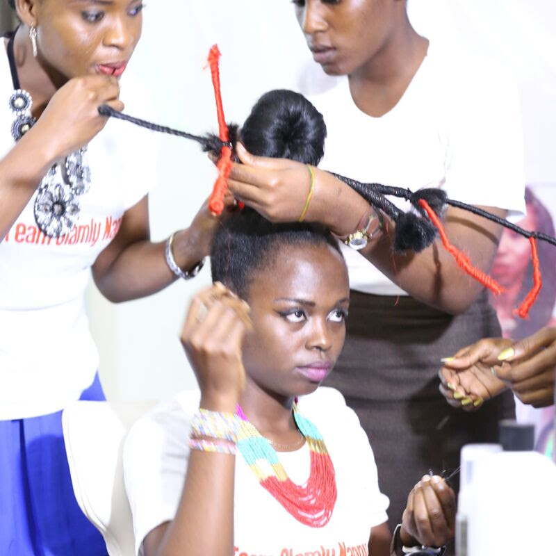 Naija Hair Can Grow Salon Day Out 2015 - BellaNaija  - June2015008