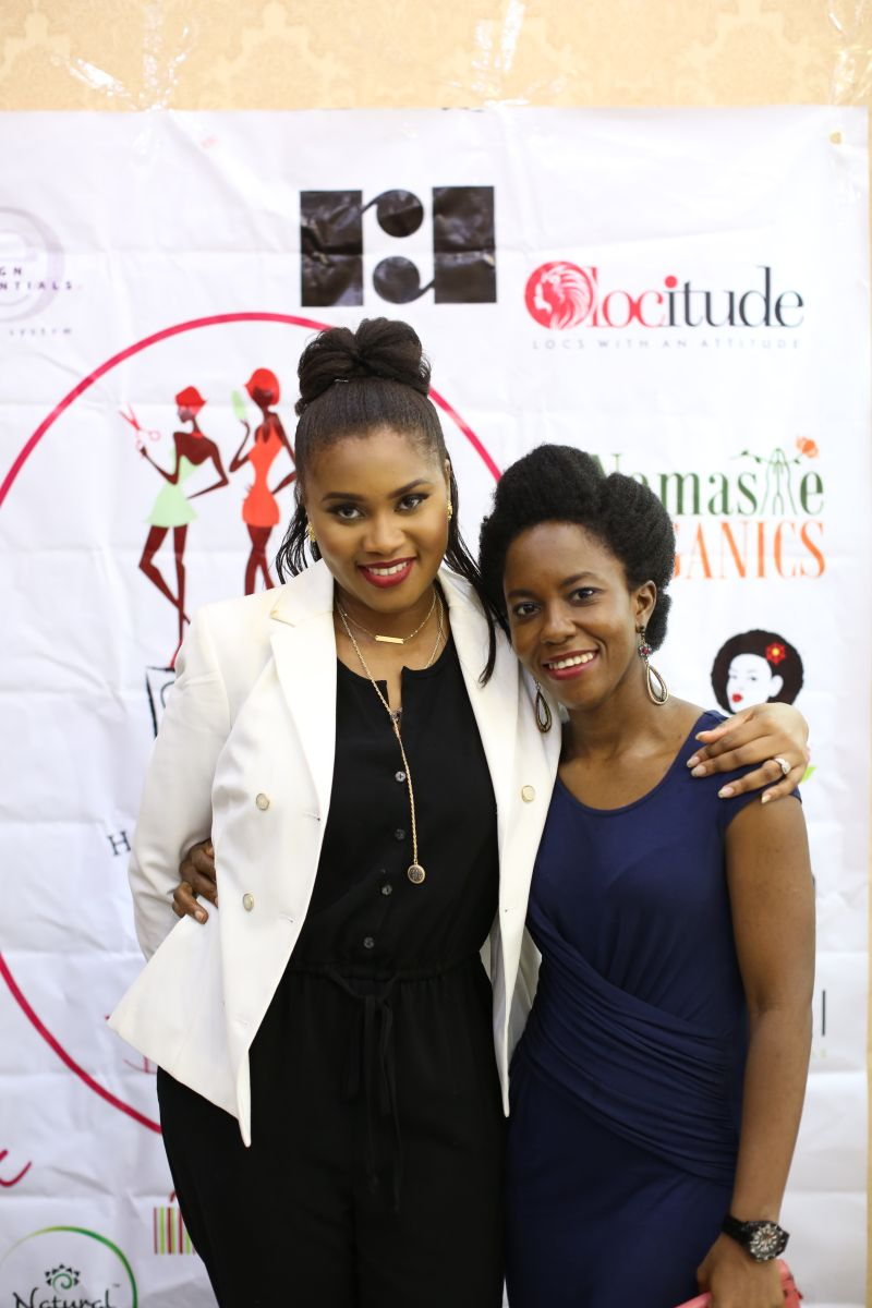Naija Hair Can Grow Salon Day Out 2015 - Bellanaija - June2015002