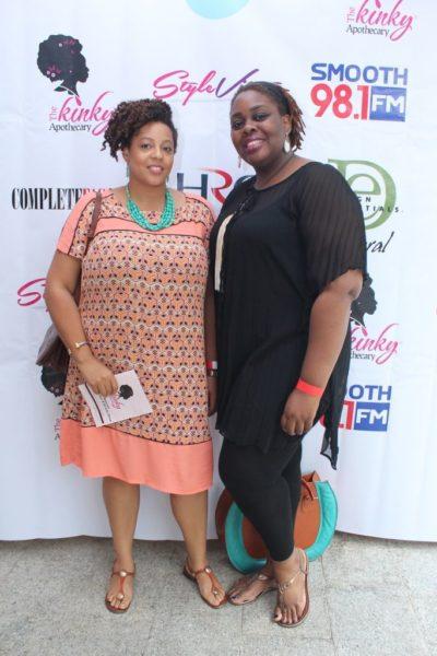 Fiona Hecksher & Feyi Mbanugo