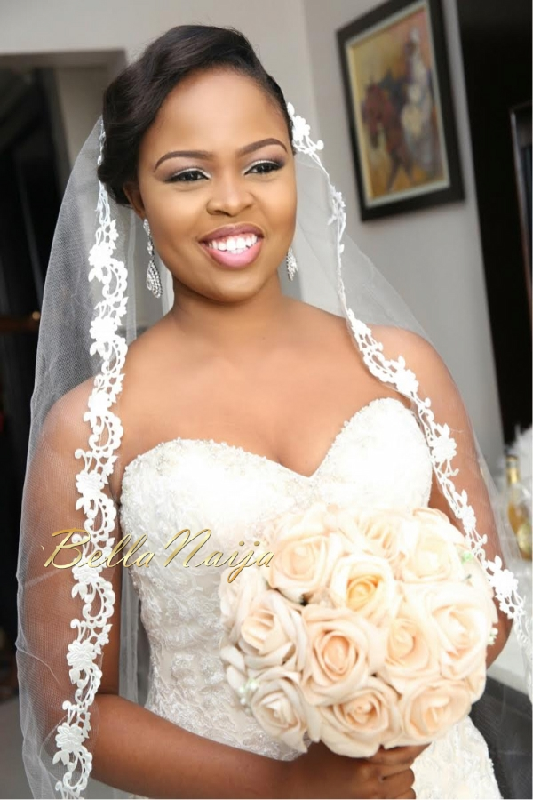 Nigerian Wedding Makeup 2015 - DArtiste by Dodos - BellaNaija - d6