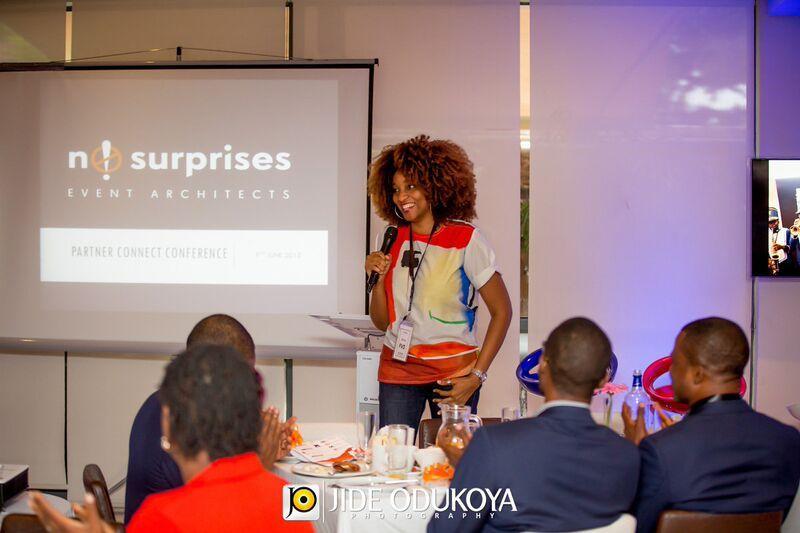 Funmi Victor-Okigbo (FVO) (CEO, No Surprises Events)