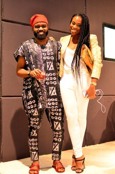 Noble Igwe & Zina Anumudu