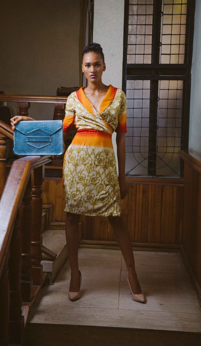 Okiki Marinho Grace Collection for Spring Summer 2015 - Bellanaija - June2015001