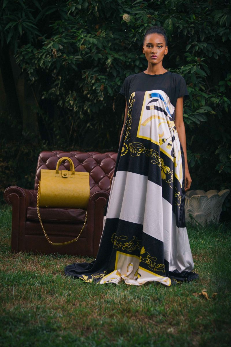 Okiki Marinho Grace Collection for Spring Summer 2015 - Bellanaija - June2015002