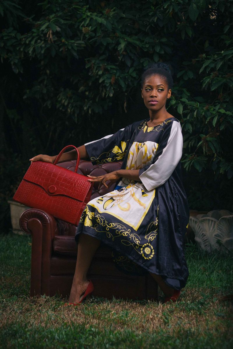 Okiki Marinho Grace Collection for Spring Summer 2015 - Bellanaija - June2015003