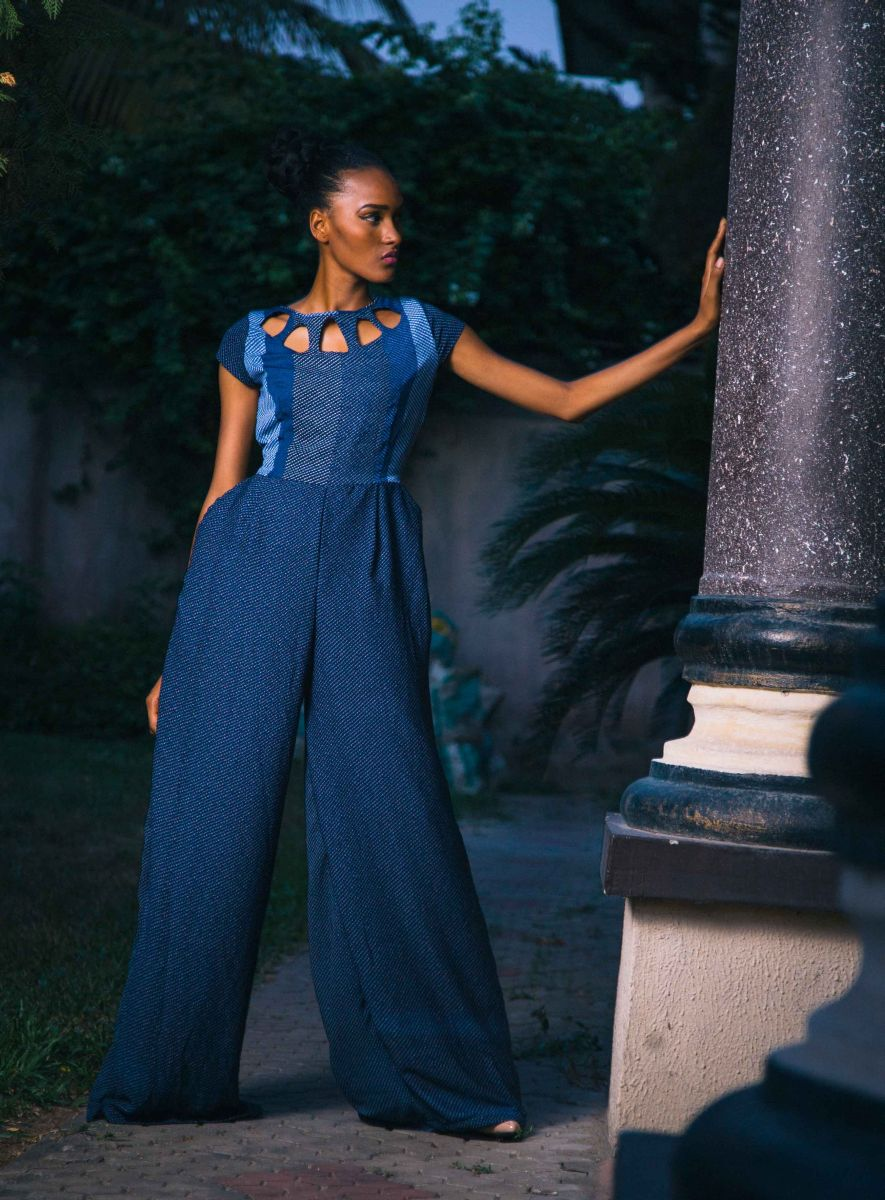 Okiki Marinho Grace Collection for Spring Summer 2015 - Bellanaija - June2015005
