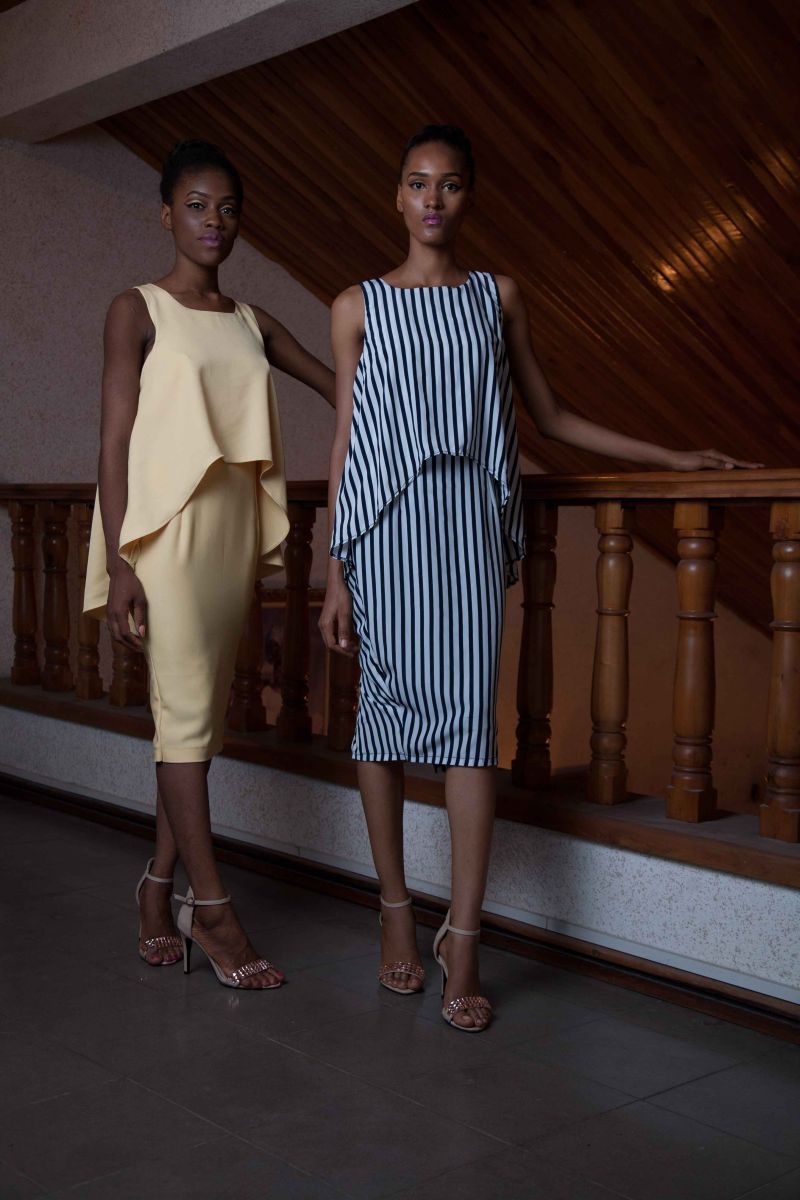 Okiki Marinho Grace Collection for Spring Summer 2015 - Bellanaija - June2015006