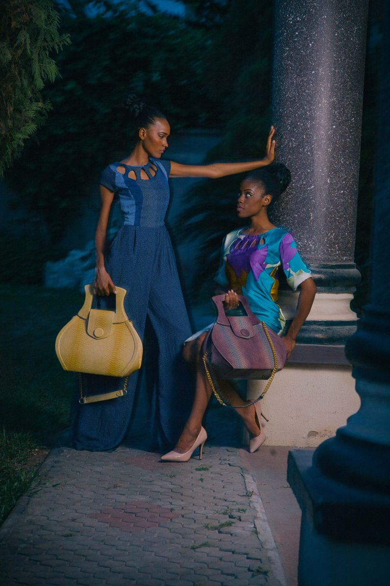 Okiki Marinho Grace Collection for Spring Summer 2015 - Bellanaija - June2015008