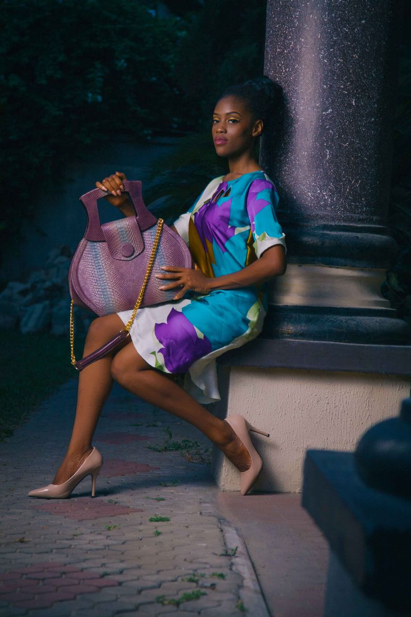 Okiki Marinho Grace Collection for Spring Summer 2015 - Bellanaija - June2015009