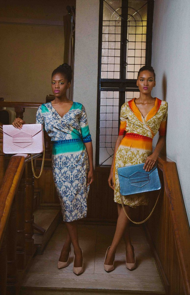 Okiki Marinho Grace Collection for Spring Summer 2015 - Bellanaija - June2015011