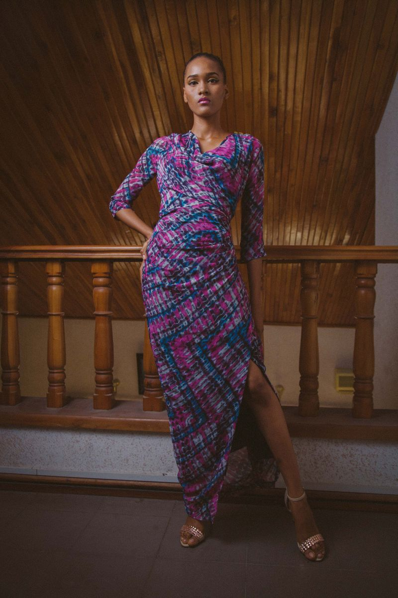 Okiki Marinho Grace Collection for Spring Summer 2015 - Bellanaija - June2015013