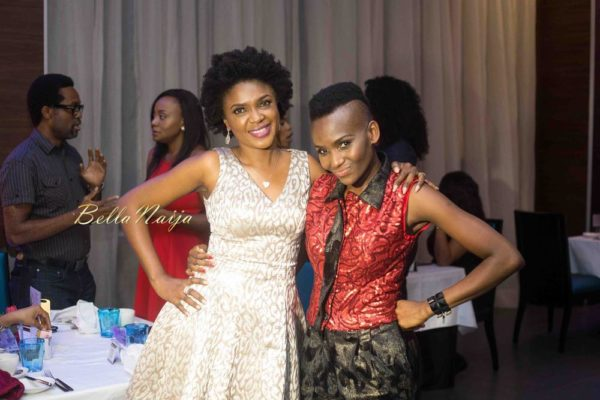 Omoni Oboli & Ayo Elizabeth Olaogun