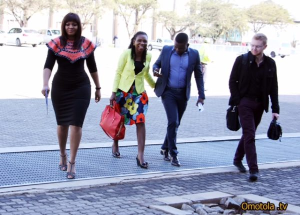 Omotola attends the African Union Summit_SA_New