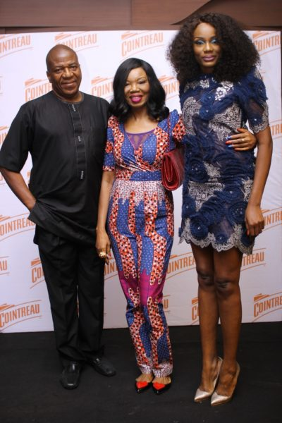 Ono with Betty & Soni Irabor