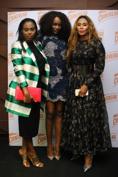 Ono with Ozinna & Nkiru Anumudu