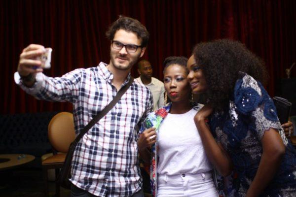 Ono with Tosyn Bucknor & Aurelien Boyer