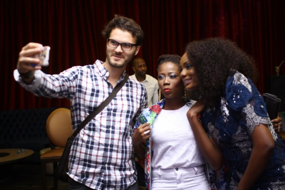 Ono with Tosyn Bucknor & Aurelien Boyer