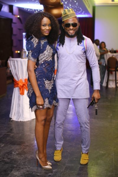 Ono with Uti Nwachukwu