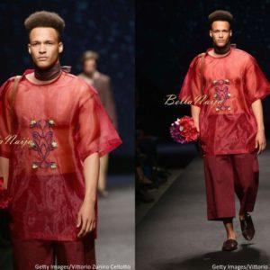Orange Culture SS2016 Collection Showcase Constellation Africa Pitti Immagine - Bellanaija - June2015025