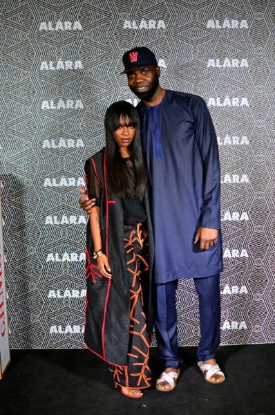 Orire Omatsola & Tsemaye Binite