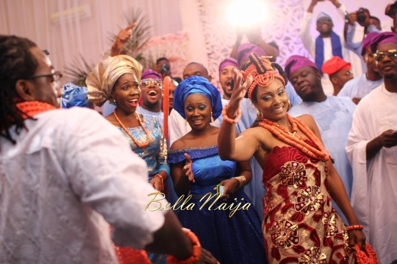 Osas Ighodaro & Gbenro Ajibade's Traditional Wedding in Benin - June 2015 -001