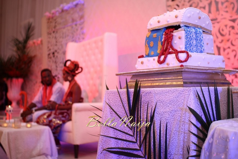 Osas Ighodaro & Gbenro Ajibade's Traditional Wedding in Benin - June 2015 -002