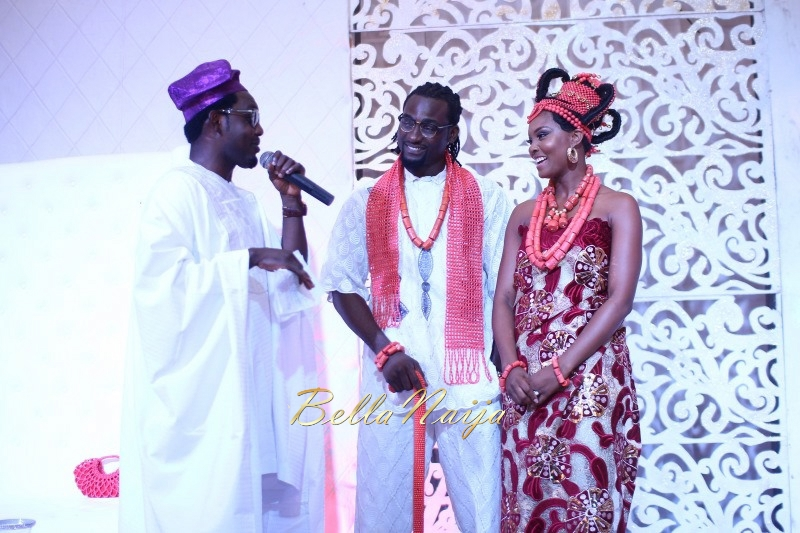 Osas Ighodaro & Gbenro Ajibade's Traditional Wedding in Benin - June 2015 -006