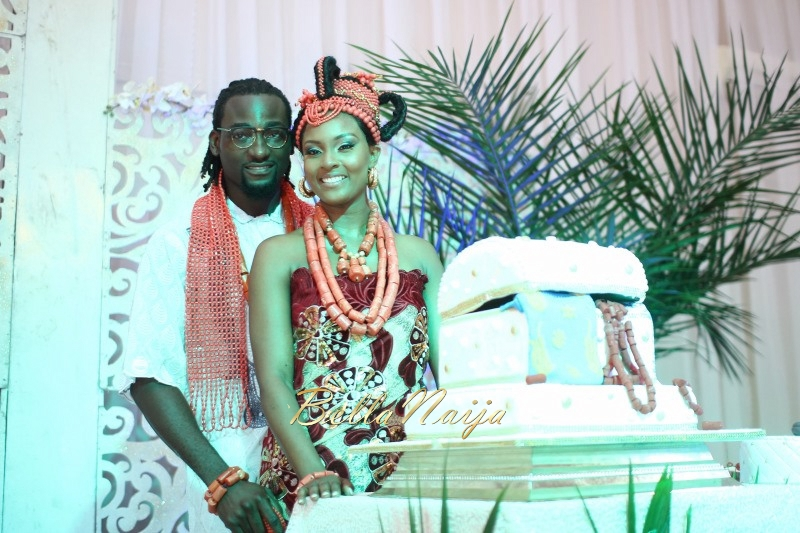 Osas Ighodaro & Gbenro Ajibade's Traditional Wedding in Benin - June 2015 -008