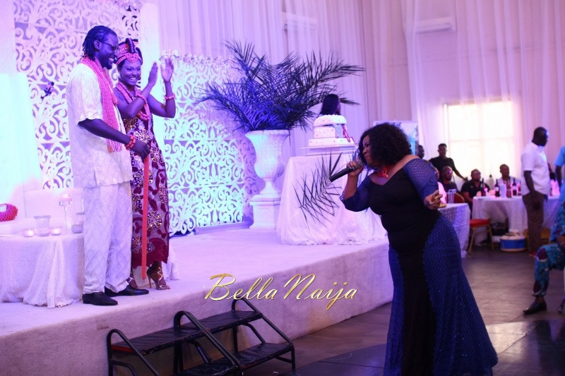 Osas Ighodaro & Gbenro Ajibade's Traditional Wedding in Benin - June 2015 -010