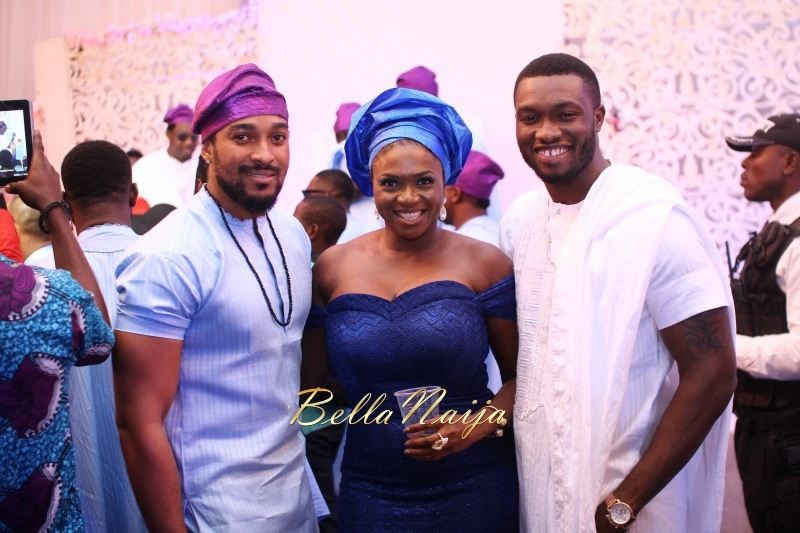Osas Ighodaro & Gbenro Ajibade's Traditional Wedding in Benin - June 2015 -021