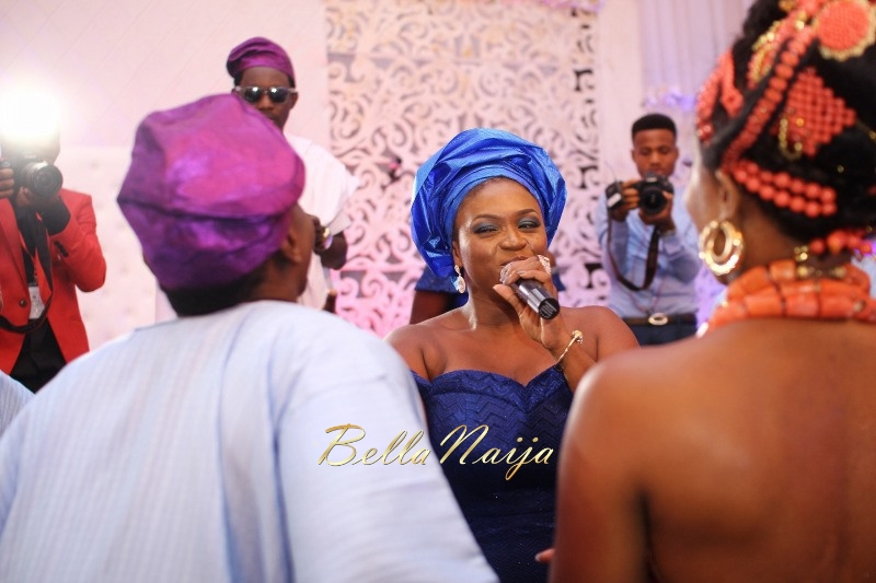Osas Ighodaro & Gbenro Ajibade's Traditional Wedding in Benin - June 2015 -023