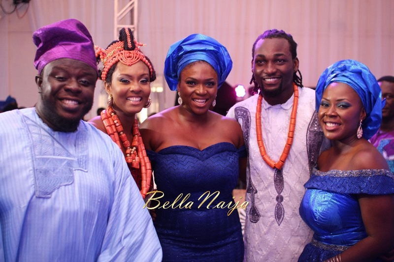 Osas Ighodaro & Gbenro Ajibade's Traditional Wedding in Benin - June 2015 -024