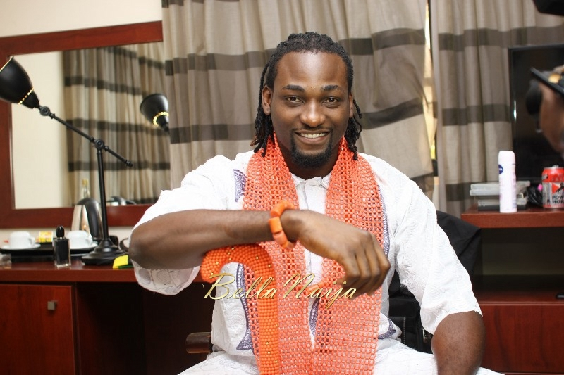 Osas Ighodaro & Gbenro Ajibade's Traditional Wedding in Benin - June 2015 -034