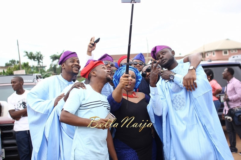 Osas Ighodaro & Gbenro Ajibade's Traditional Wedding in Benin - June 2015 -049