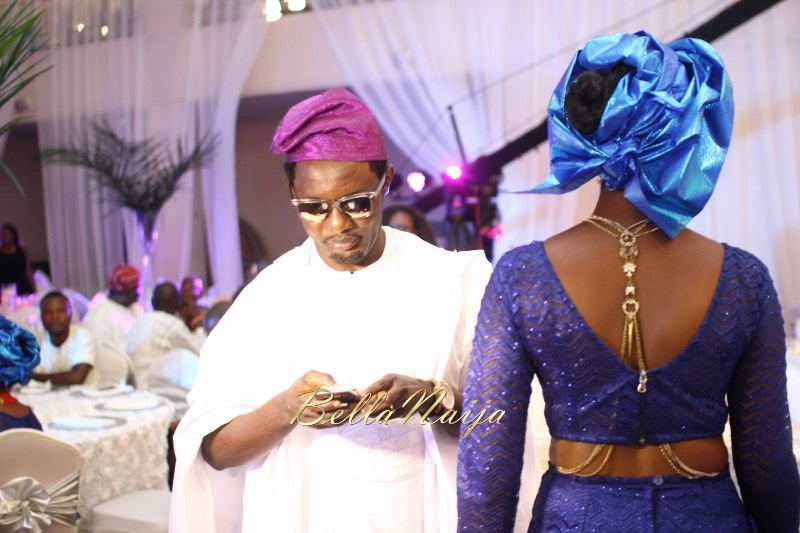 Osas Ighodaro & Gbenro Ajibade's Traditional Wedding in Benin - June 2015 -054