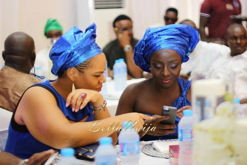 Osas Ighodaro & Gbenro Ajibade's Traditional Wedding in Benin - June 2015 -058