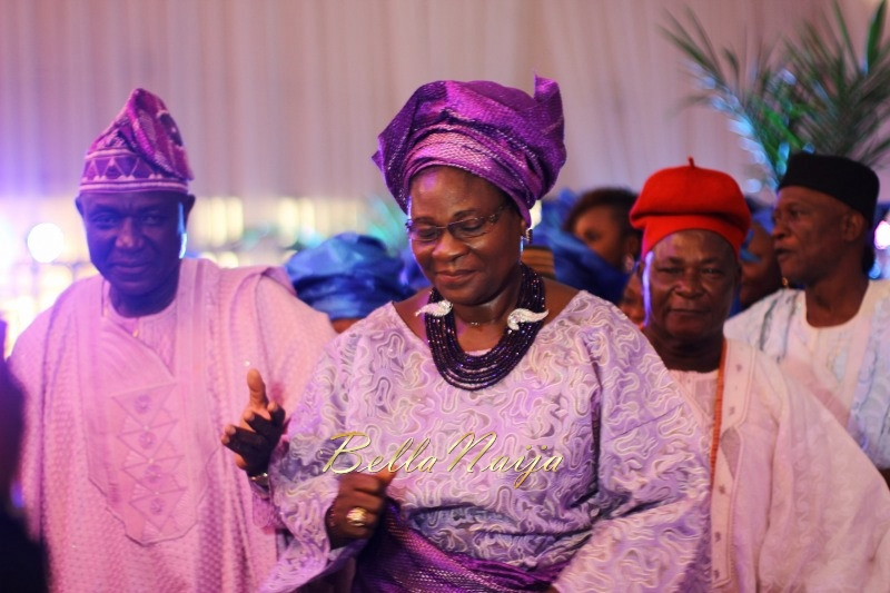 Osas Ighodaro & Gbenro Ajibade's Traditional Wedding in Benin - June 2015 -060