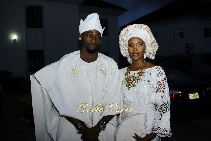 Osas Ighodaro & Gbenro Ajibade's Traditional Wedding in Benin - June 2015 -063