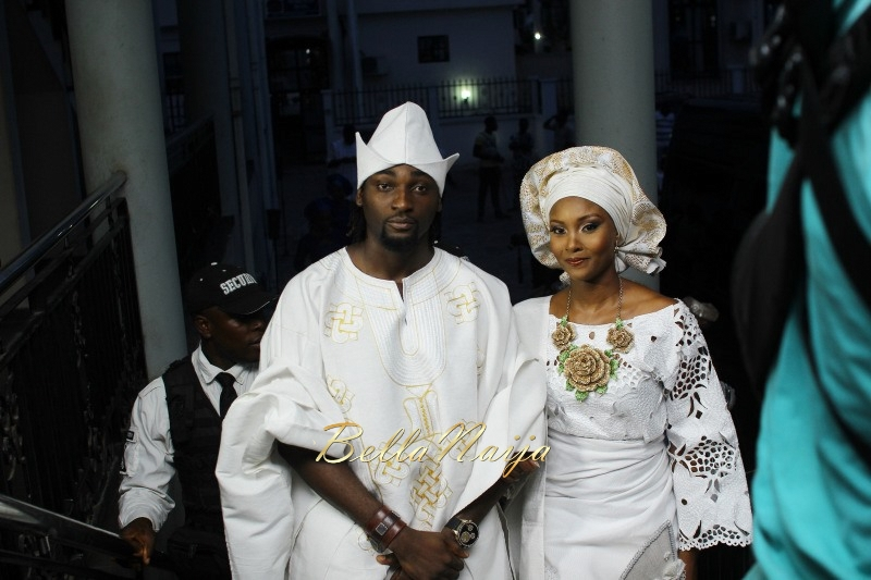 Osas Ighodaro & Gbenro Ajibade's Traditional Wedding in Benin - June 2015 -065