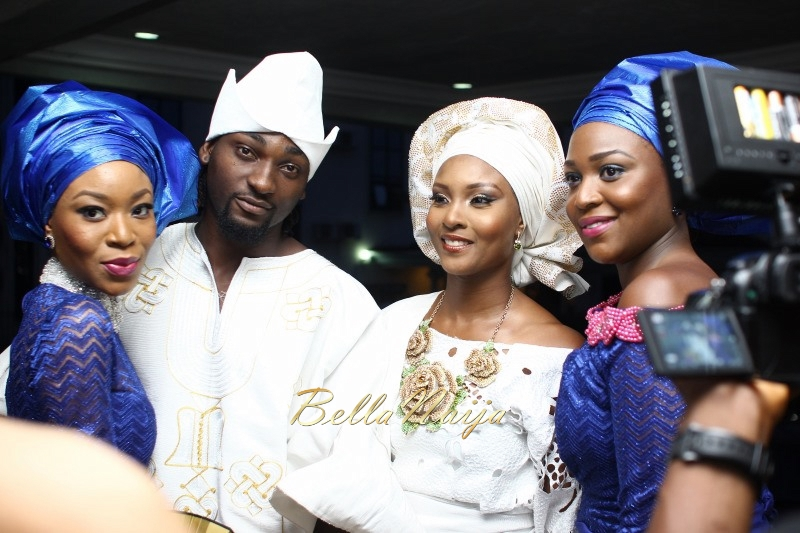 Osas Ighodaro & Gbenro Ajibade's Traditional Wedding in Benin - June 2015 -067