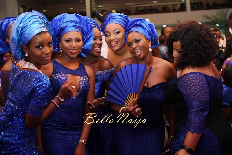 Osas Ighodaro & Gbenro Ajibade's Traditional Wedding in Benin - June 2015 -071