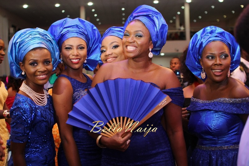 Osas Ighodaro & Gbenro Ajibade's Traditional Wedding in Benin - June 2015 -072