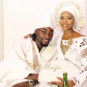 Osas Ighodaro & Gbenro Ajibade's Traditional Wedding in Benin - June 2015 -076