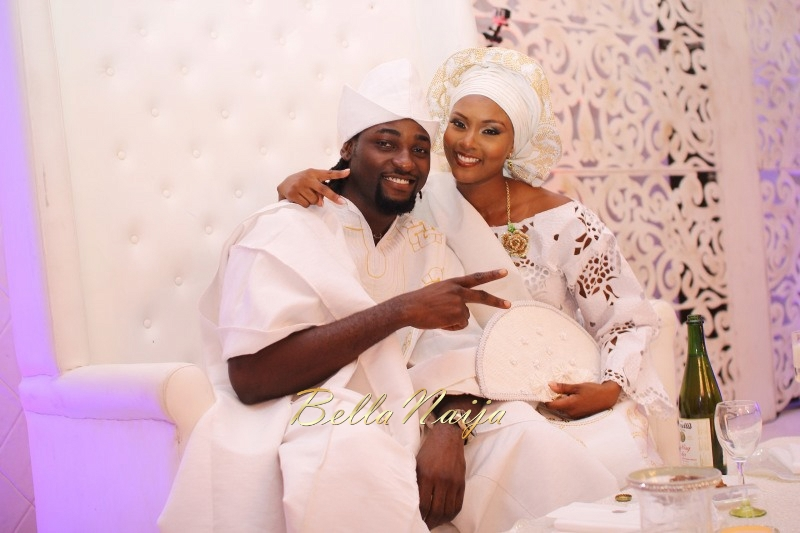 Osas Ighodaro & Gbenro Ajibade's Traditional Wedding in Benin - June 2015 -079