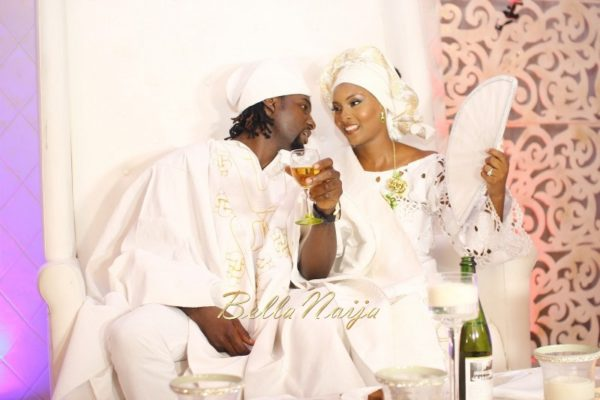 Osas Ighodaro & Gbenro Ajibade's Traditional Wedding in Benin - June 2015 -084