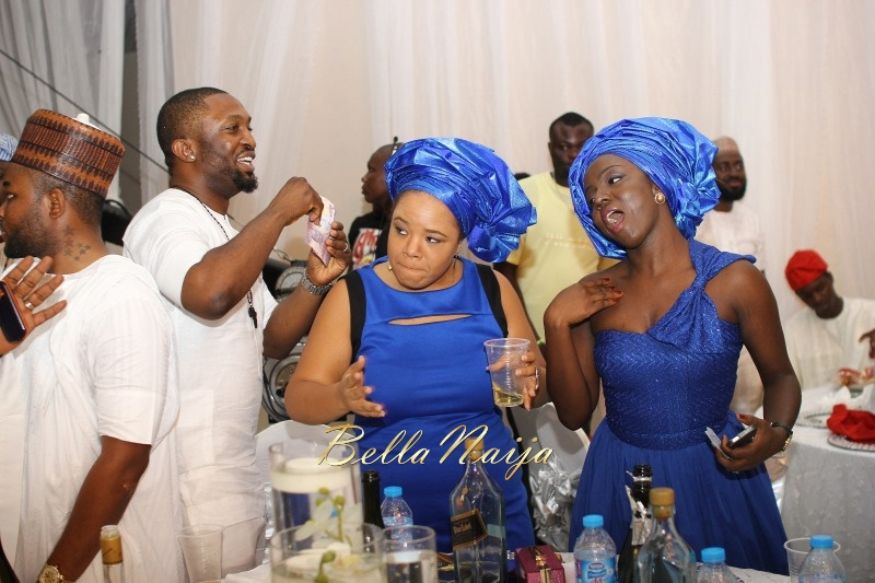 Osas Ighodaro & Gbenro Ajibade's Traditional Wedding in Benin - June 2015 -085