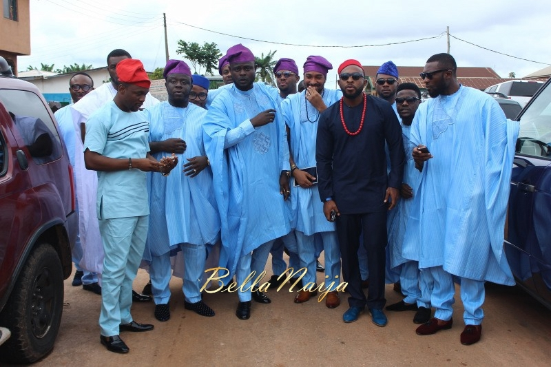 Osas Ighodaro & Gbenro Ajibade's Traditional Wedding in Benin - June 2015 -107