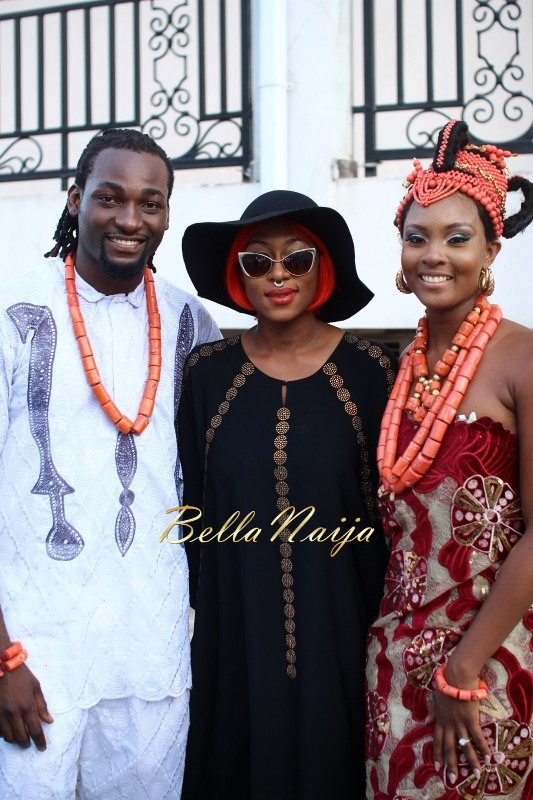 Osas Ighodaro & Gbenro Ajibade's Traditional Wedding in Benin - June 2015 -IMG_0157