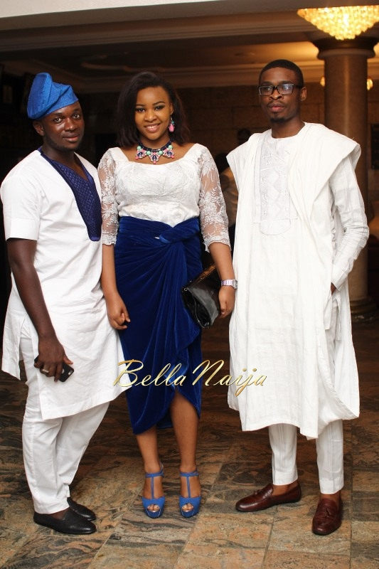 Osas Ighodaro & Gbenro Ajibade's Traditional Wedding in Benin - June 2015 -IMG_0203